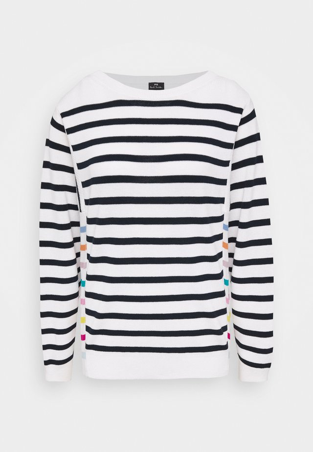Sweter - multi-coloured