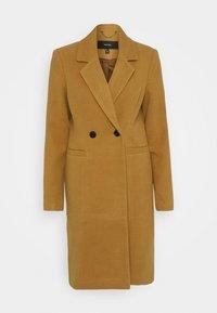 VMRAMBLA CALA - Classic coat - tobacco brown