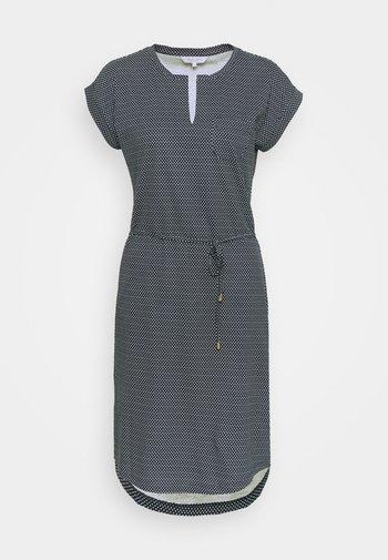 MABEL - Jersey dress - navy