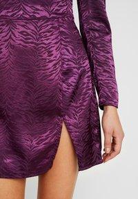 Fashion Union - RENNIE - Hverdagskjoler - purple - 6