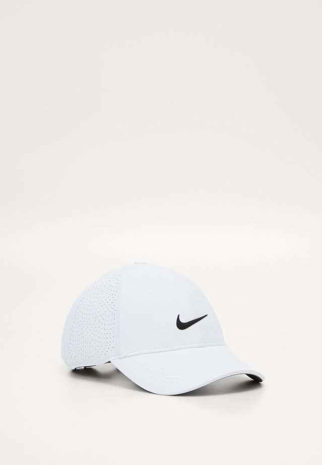 AROBILL - Cap - white/anthracite/black