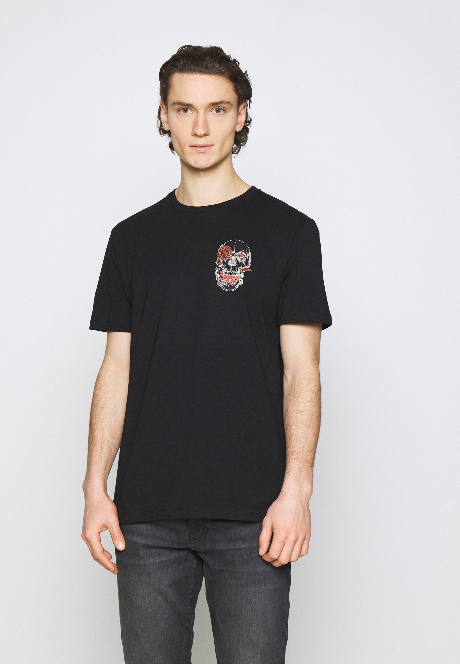 Men FORTIFEM FA SS - Print T-shirt