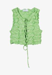 Bershka - Blouse - green - 5