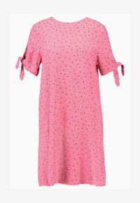 Monki - SELMA DRESS - Denní šaty - konfetti/pink - 4