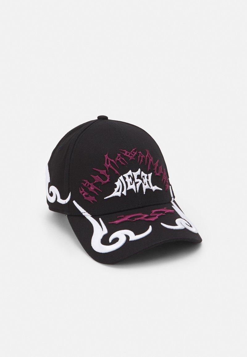 Diesel - DRIBALE UNISEX - Cap - black
