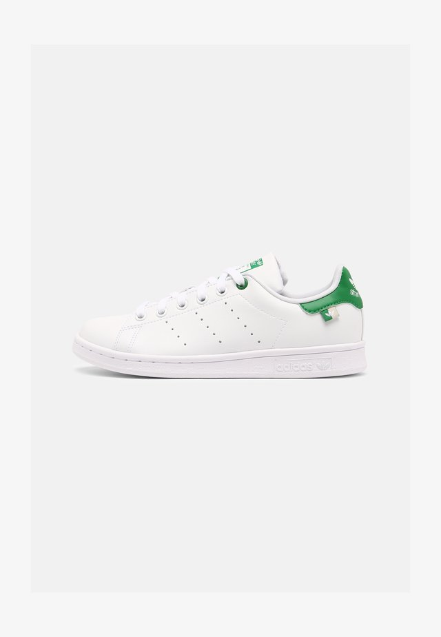 STAN SMITH UNISEX - Baskets basses - white/green/clear brown