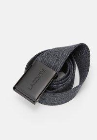 Lacoste - Belt - noir/chine - 3
