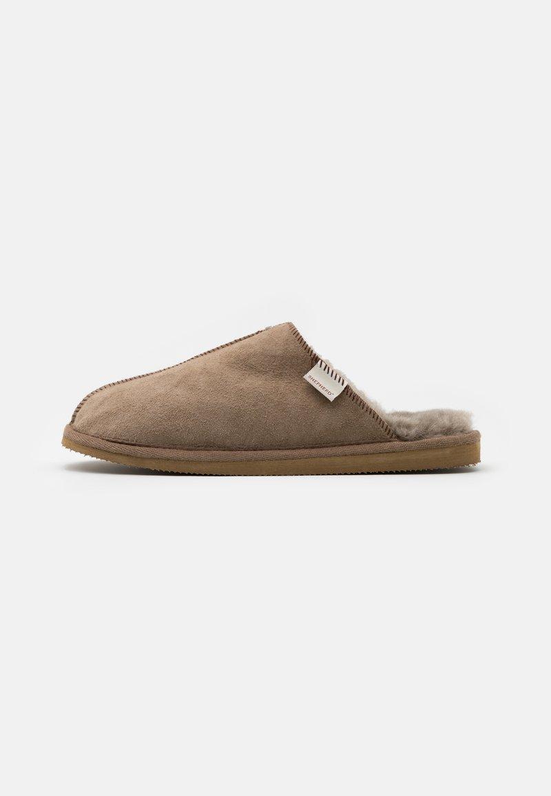 Shepherd - HUGO - Domácí obuv - stone