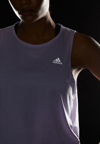 adidas Performance - TANK COOLER - Sportshirt - purple - 4
