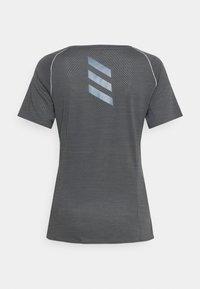 adidas Performance - ADI RUNNER TEE - T-shirt print - grey six - 1