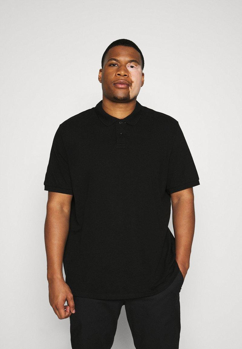 Pier One - Polo shirt - black