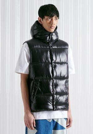 SHINE  - Waistcoat - black