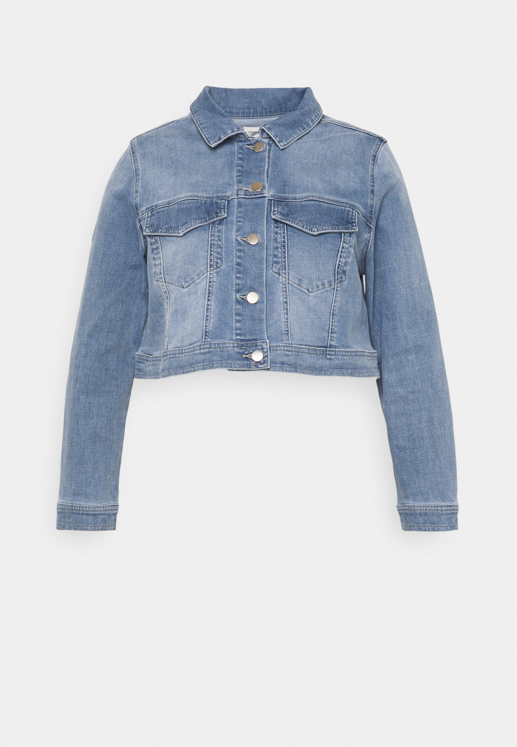 Women VIVIEN JACKET - Denim jacket