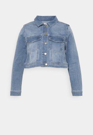 VIVIEN JACKET - Denim jacket - light wash