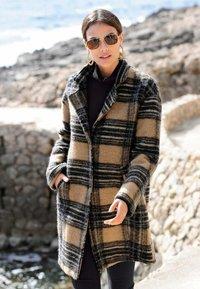 Alba Moda - Classic coat - camel,braun - 3