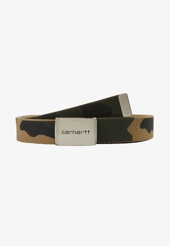 CLIP BELT CHROME UNISEX