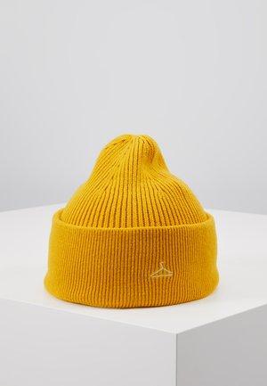 MARGAY BEANIE - Čepice - yellow