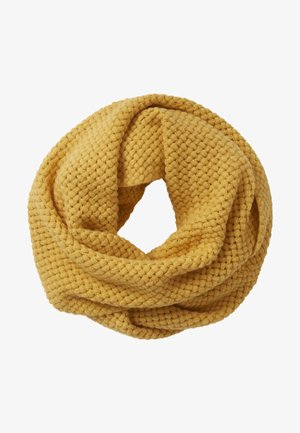 Snood - golden apricot