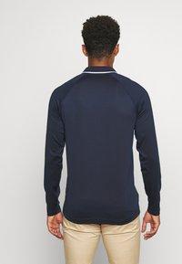 Lacoste Sport - Funktionströja - navy blue/white - 2