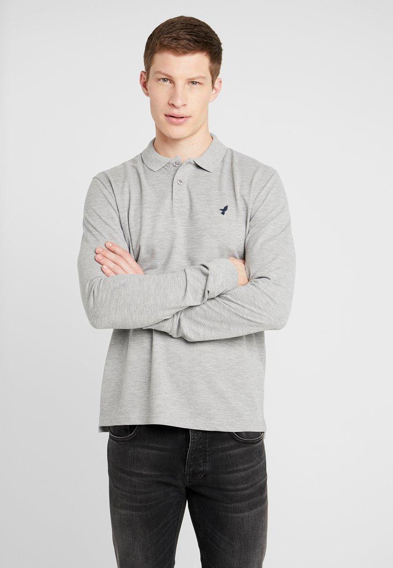 Pier One - Poloshirt - mottled grey