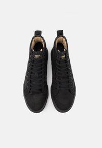 Globe - LOS ANGERED II - High-top trainers - black - 3