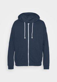 Pier One - Zip-up hoodie - dark blue - 3