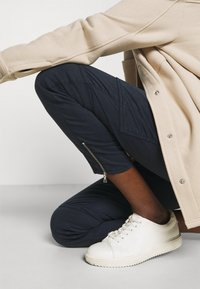 Mos Mosh - GILLES PANT - Cargo trousers - navy - 3
