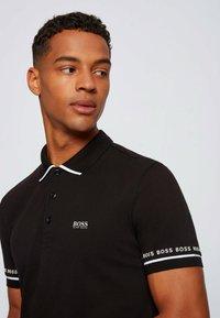 BOSS - PADDY - Polo shirt - black - 3