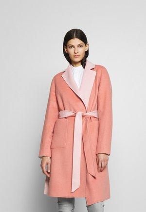 Frakker / klassisk frakker - pink macaron/apricot