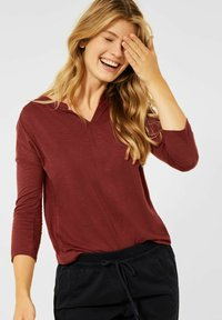 Cecil - Long sleeved top - braun - 0