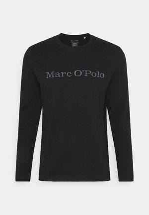 LONG SLEEVE CLASSIC - Pitkähihainen paita - black