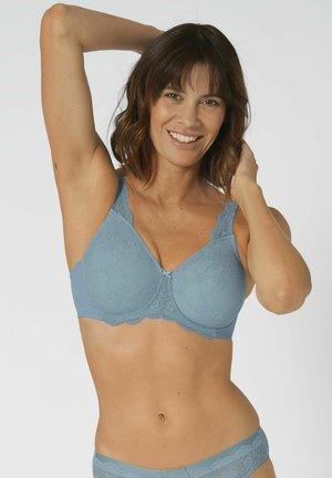 CONTOURING SENSATION - Underwired bra - faded denim