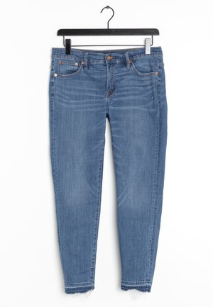 Jeans Tapered Fit - blue