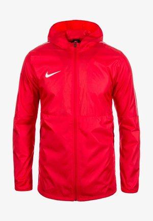 DRY PARK 18 - Waterproof jacket - red