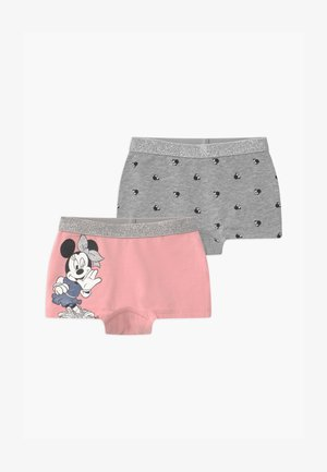 NMFMINNIE 2 PACK - Boxerky - coral blush