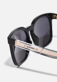 Diesel - Sunglasses - shiny black/smoke - 3