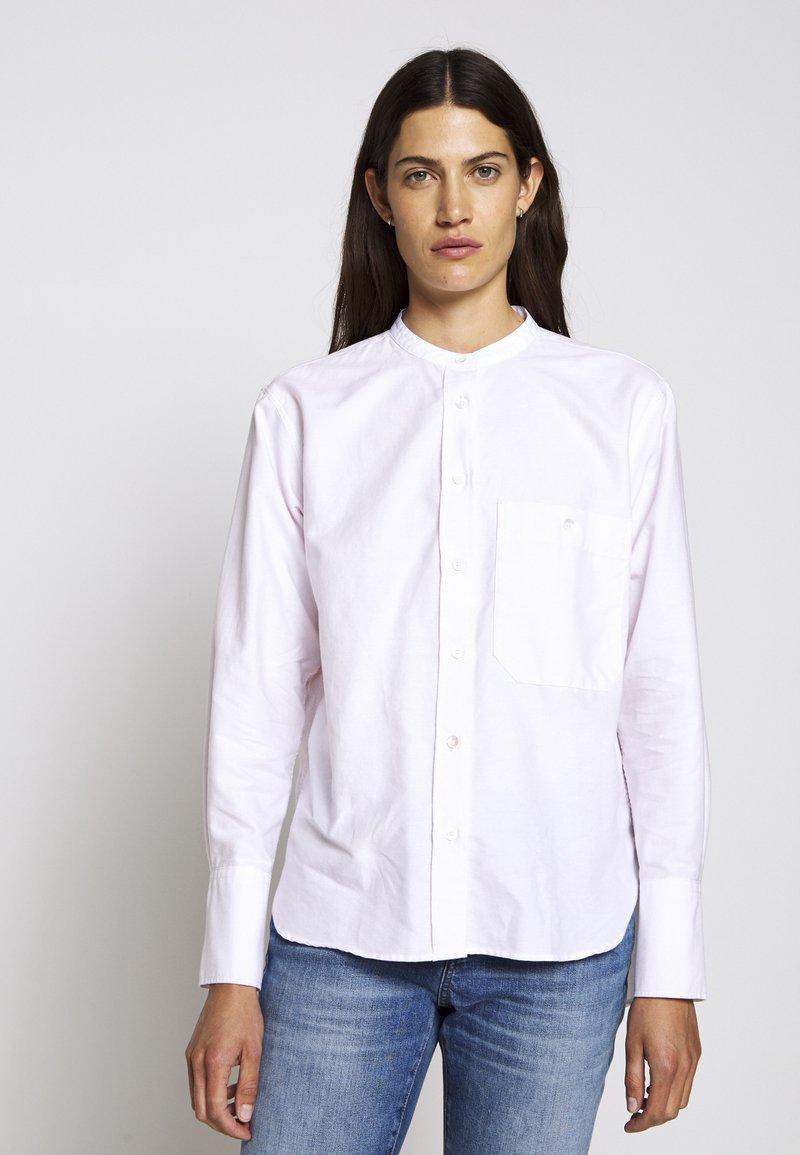CLOSED - ROWAN - Button-down blouse - rose quartz