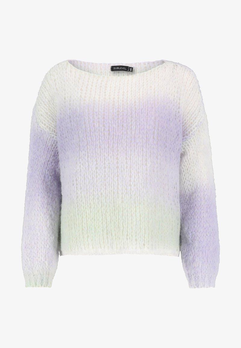 Sublevel - Jumper - purple