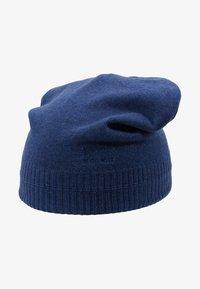BOSS - BEANIE BASIC - Bonnet - open blue - 4
