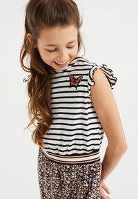 WE Fashion - MET DESSIN - Jersey dress - multi-coloured - 1