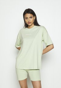 Missguided - COORD & CYCLING  MISSGUIDED SET - Kraťasy - green - 3