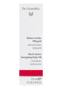 Dr. Hauschka - BIRCH ARNICA ENERGISING BODY OIL - Body oil - - - 1