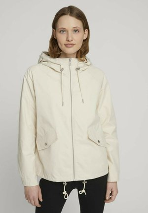 Summer jacket - light beige