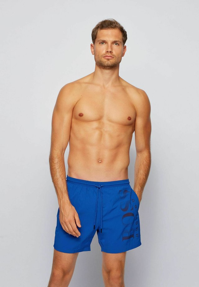 OCTOPUS - Swimming shorts - open blue