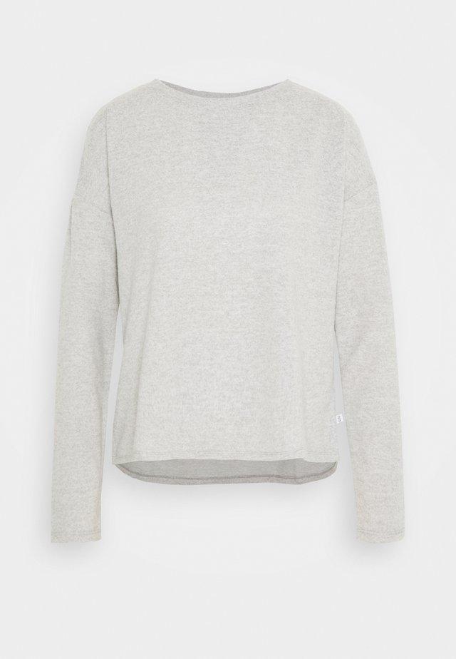 LANGARM - Jumper - grey melange