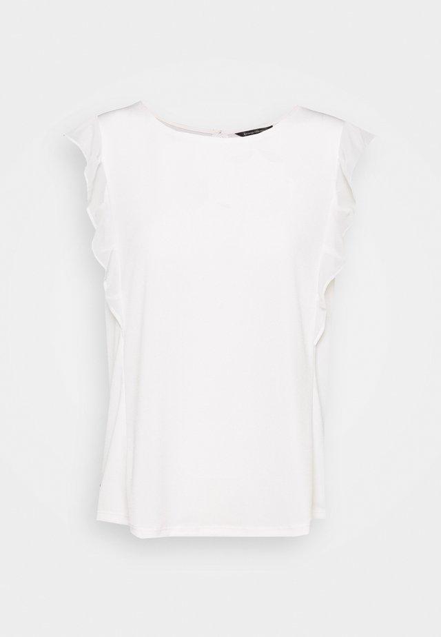 MIXED MEDIA  - Print T-shirt - snow day