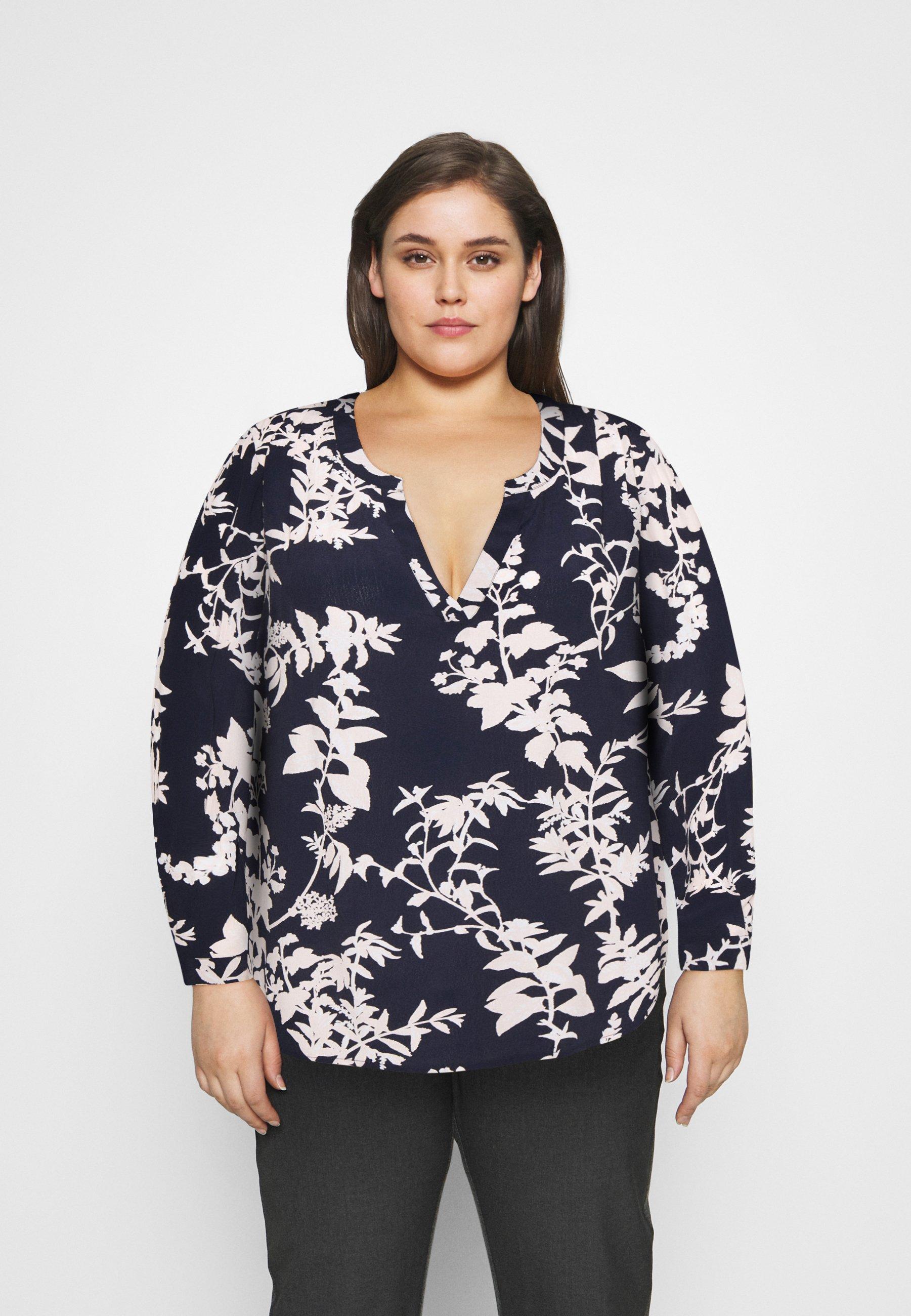 Women MJAVA BLOUSE - Long sleeved top