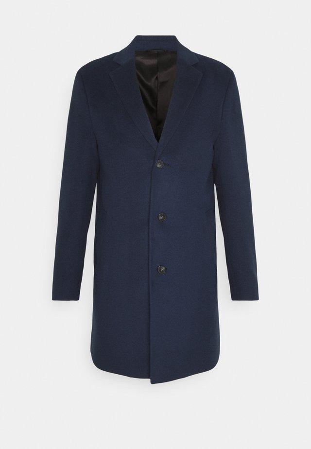 NOTCH - Classic coat - dark blue