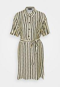 Sand Copenhagen - PERSIS - Shirt dress - yellow - 5