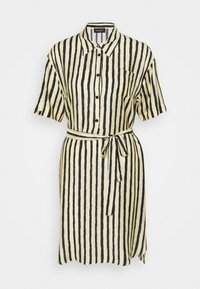 PERSIS - Shirt dress - yellow